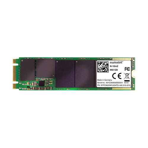 320 GB M.2 Solid State Drive for UEI SoloX Processor Chassis