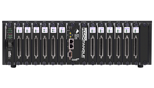 12 Slot EtherCAT RACKtangle I/O Chassis