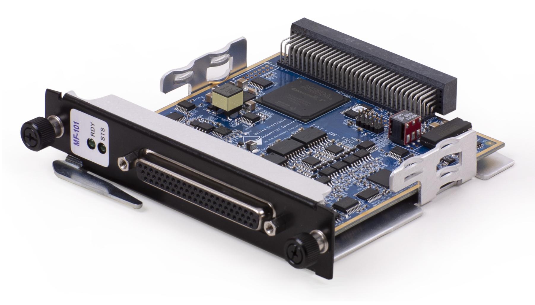 Multifunction Analog and Digital I/O Board