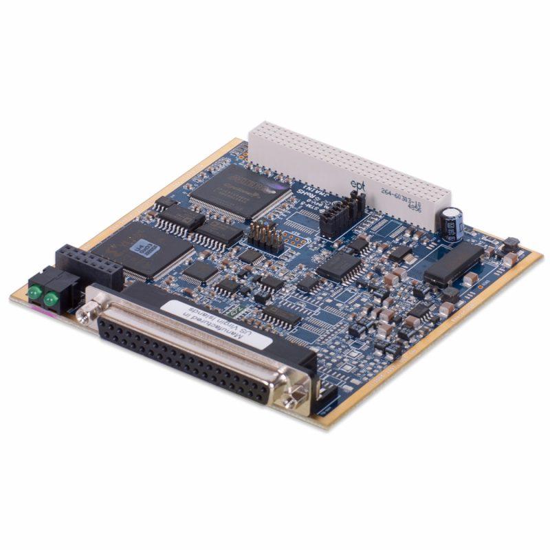 16-channel, 18-bit, 1 kS/s per channel, analog input board