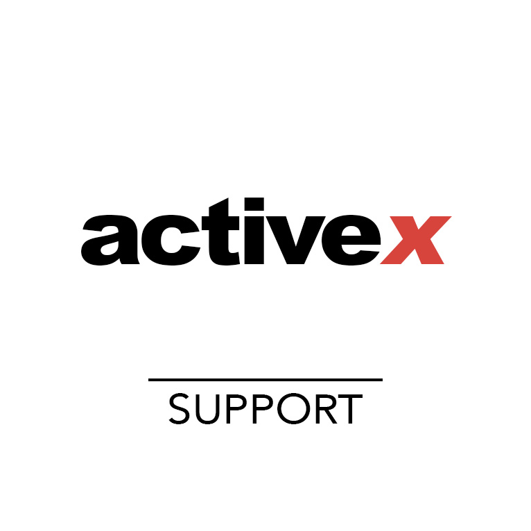 ActiveX support through UEIDAQ Framework