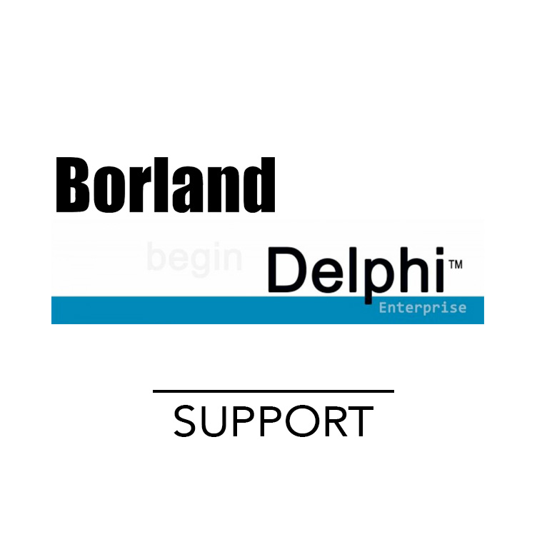 Borland Delphi support through the UEIDAQ Framework