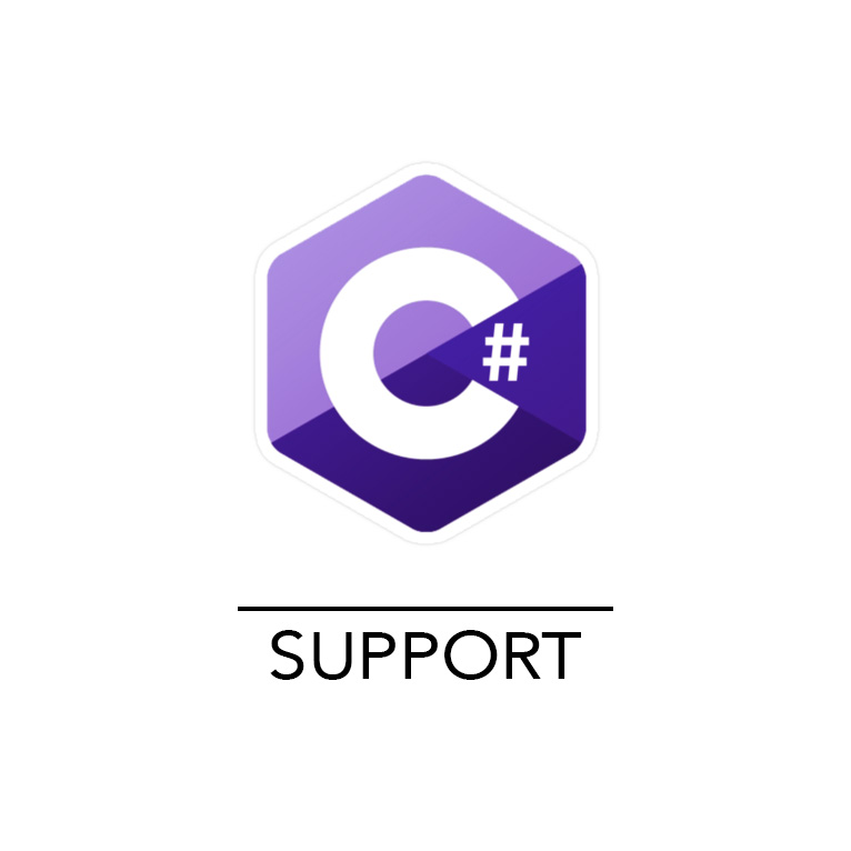 C# support through UEIDAQ Framework
