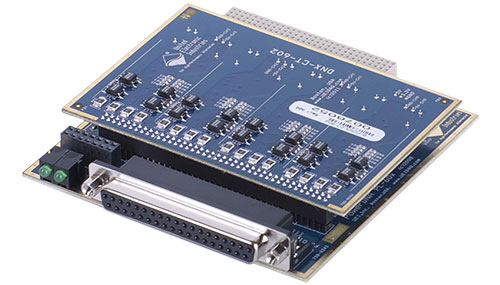 4-port, synchronous serial interface board