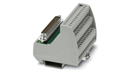 37-pos interface module for PowerDNA Layers