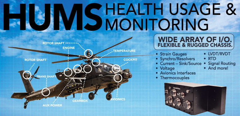 Health Usage and Monitoring HUMS