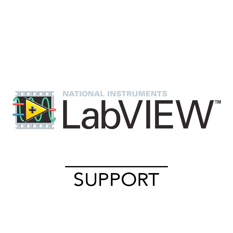 LabVIEW support through UEIDAQ Framework