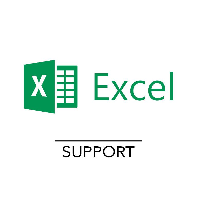Microsoft Excel support through UEIDAQ Framework