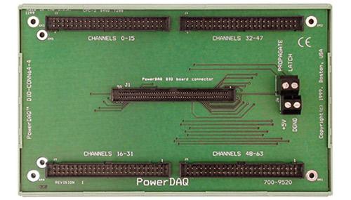 1x 100-way to 4x IDC 50-way distribution board