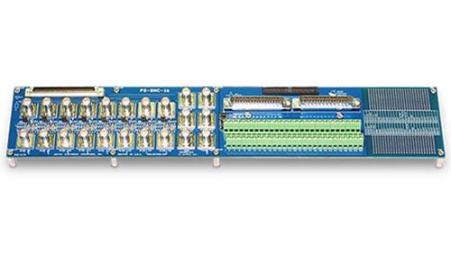 16 channel BNC panel
