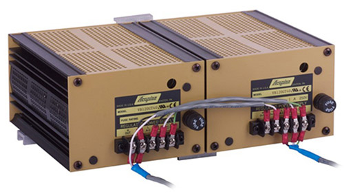 Bipolar power supply for PD-AO-AMP-115