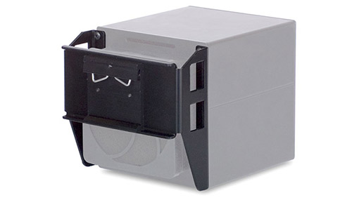 Universal DIN rail mount for 5-layer DNA-PPC and DNA-PPC-1G family Cubes