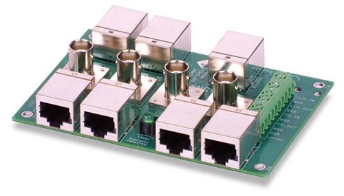 Synchronization and Screw Terminal Panel for UEI DAQ Cubes
