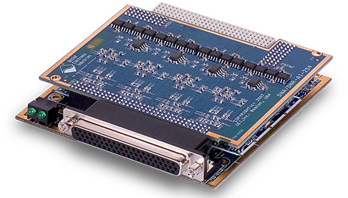 4-Channel, 16-bit, LVDT/RVDT Interface