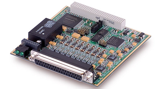 8-Channel, 16-bit, 100 kS/s per channel, 4-20mA Current Output Board
