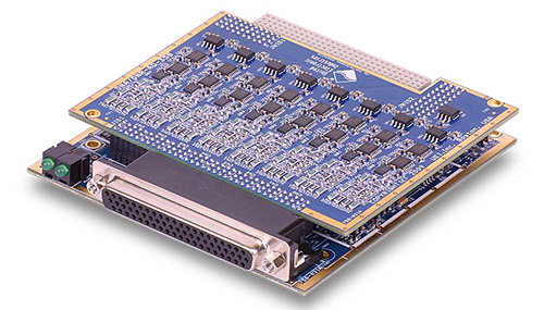 8-Channel Strain Gage Simulator Board
