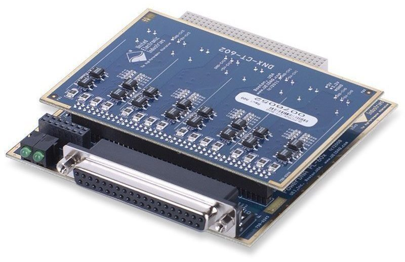 High Speed Differential Counter/Timer Board