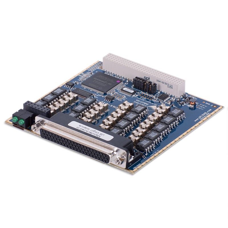 30-Channel solid state relay output board