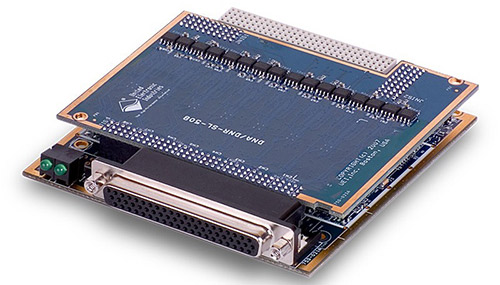 8-Port RS-232/422/485 serial communications board