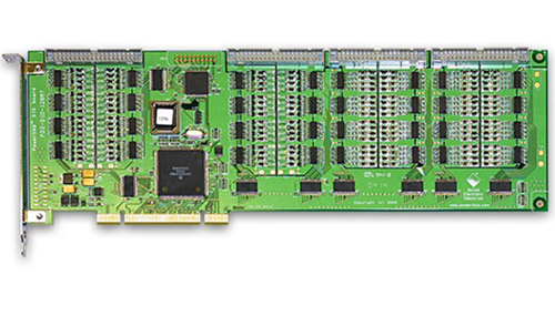 128-channel Optoisolated Digital I/O Board