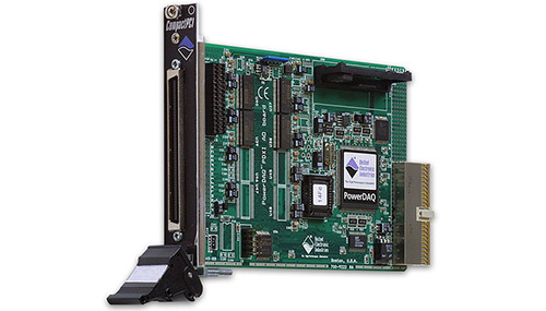 64 channel PXI digital I/O board w/event count streaming