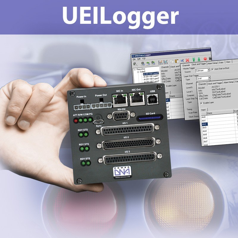 UEILogger Software