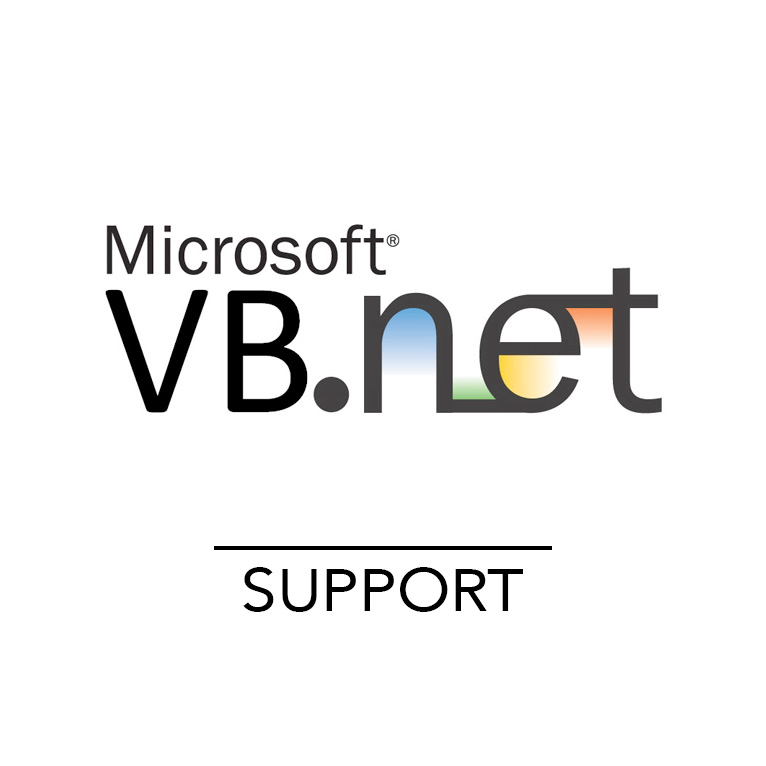 VB.NET support through UEIDAQ Framework