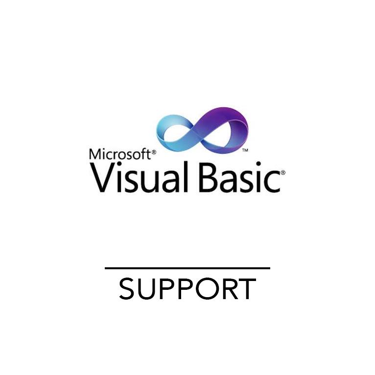 VisualBASIC 6 support through UEIDAQ Framework